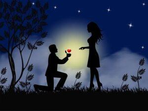 הצעת נישואין במגזר החרידי
